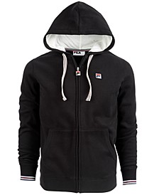 Men's Tenconi Full-Zip Hooded Sweatshirt