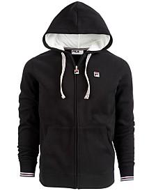 Fila Men's Tenconi Full-Zip Hooded Sweatshirt