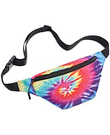 Men's Tie-Dyed Oxford Waist Pack