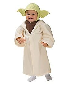 Big Girls Star Wars Classic Yoda Costume