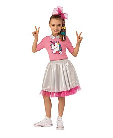 "BuySeasons Girl's Jojo Siwa ""Kid In Candy Store"" Child Costume"