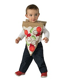 Toddler Boys Pizza Deluxe Costume