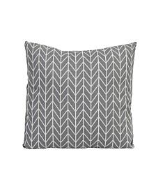 Stratton Home Decor Geo Pillow