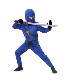 BuySeasons Boy's Ninja Avenger Series 1 Child Costume -