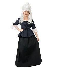 BuySeasons Colonial Girl's Costume