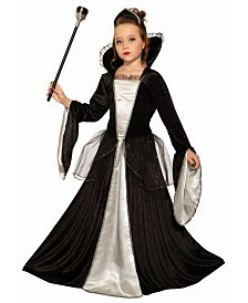 BuySeasons Little and Big Girl's Dark Queen Child Costume