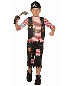 BuySeasons Boy's Pirate Lad Child Costume