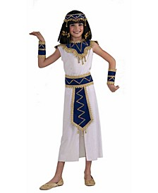 Little and Big Girl's Princess Of Pyramids Child Costume