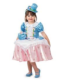 BuySeasons Girl's Tea Party Table Top Child Costume