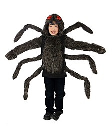 Baby Boys and Girls Child Tarantula Hoodie Costume