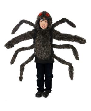 BuySeasons Baby Boys and Girls Child Tarantula Hoodie Costume