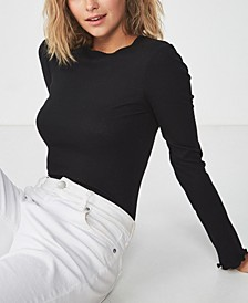 The Sister Long Sleeve Top