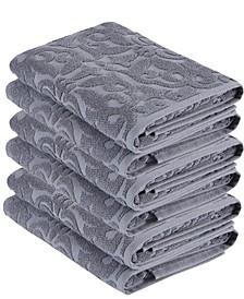 Patchouli Washcloths 6-Pc. Set