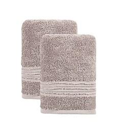 Ozan Premium Home Cascade Hand Towel 2-Pc. Set