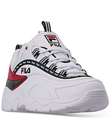 Women's Ray Casual Athletic Sneakers from Finish Line