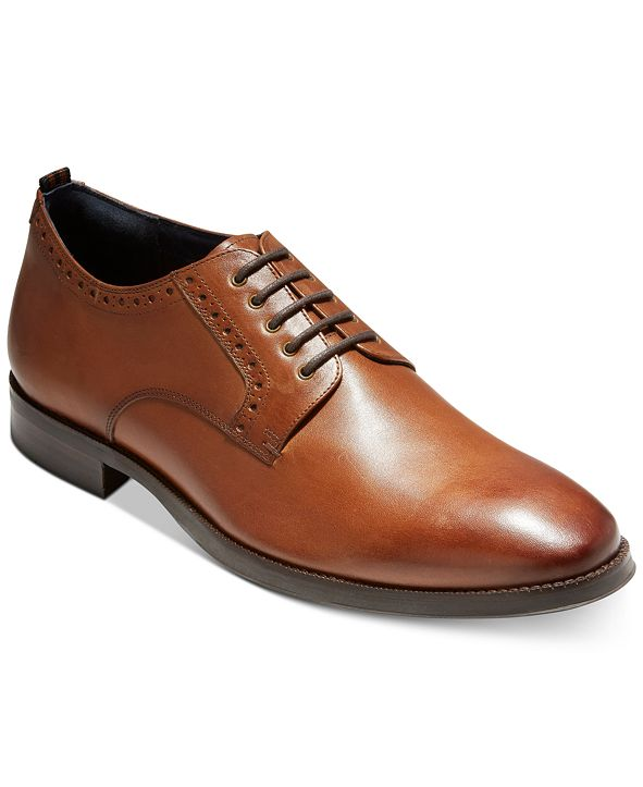 Cole Haan Men's Jefferson Grand 2.0 Plain Oxford