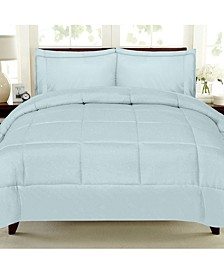 Down Alternative 7-Pc. Twin Comforter Set