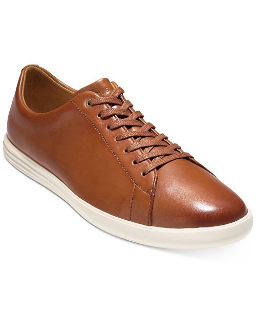 Cole Haan Men's Grand Crosscourt II Tennis Sneakers