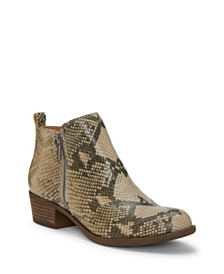 Lucky Brand Women's Basel Booties