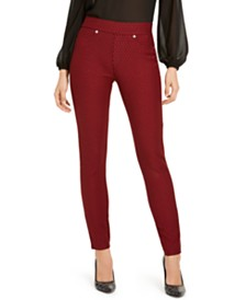 Michael Michael Pull-On Skinny Leggings, Regular & Petite Sizes