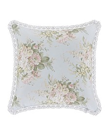 "Hilary 16"" Square Decorative Throw Pillow"