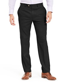 Lauren Ralph Lauren Men's Classic-Fit UltraFlex Stretch Microtwill Dress Pants