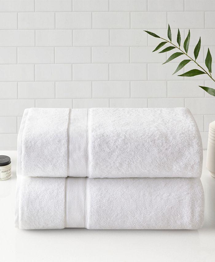 Madison Park - Cotton Bath Sheet 2-Pc. Set