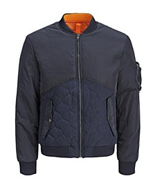 Men's Autumn Bomber Jacket