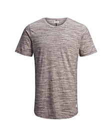 Men's High Summer Short Sleeve T-Shirt With Melange Quality