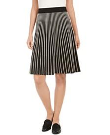 Anne Klein Pleated Skirt
