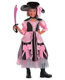 BuySeasons Girl's Vivian the Pirate Child Costume