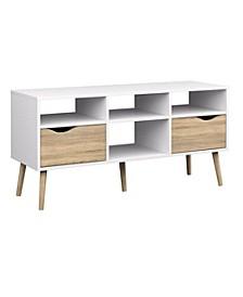 Diana 4-Shelf TV Stand, Quick Ship