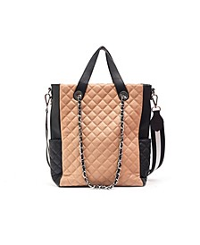 Quilted Tote Shoulderbag