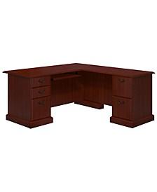 Bennington L Desk