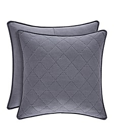 Oakland Euro Quilted Sham