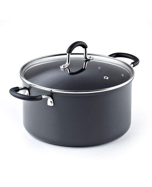 Cook N Home 6-Quart Anodized Nonstick Casserole, Model 02634