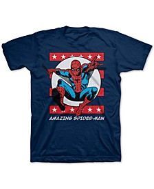 Big Boys Amazing Spider-Man T-Shirt