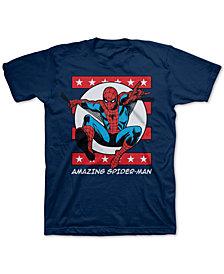 Marvel Big Boys Amazing Spider-Man T-Shirt