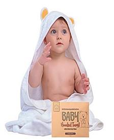 Baby Hooded Bear Towel