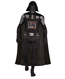 Buy Seasons Men's Darth Vader Second Skin Costume