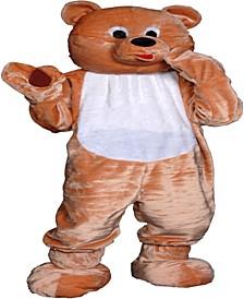 Buy Seasons Men's Teddy Bear Mascot Costume