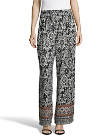 Printed Soft Pants