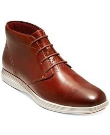 Cole Haan Men's Grand Tour Chukka Boots