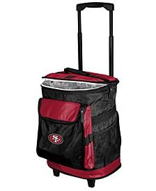 San Francisco 49ers Rolling Cooler