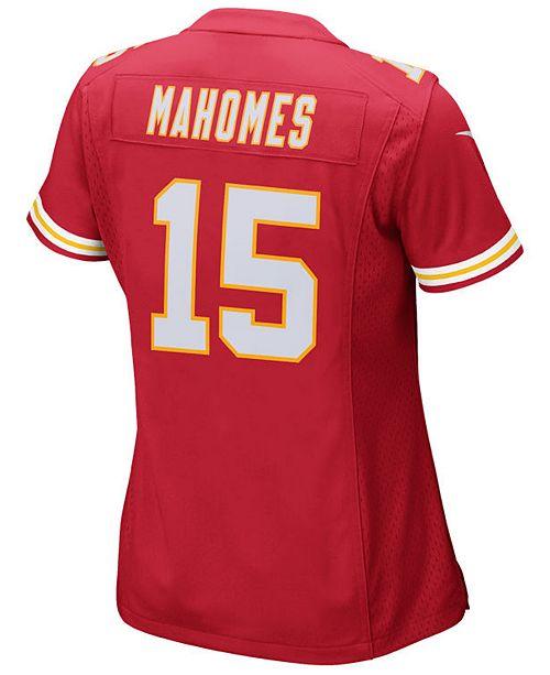 Nike Women's Pat Mahomes Kansas City Chiefs Game Jersey