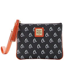 Dooney & Bourke Baltimore Orioles Stadium Wristlet