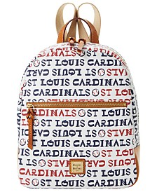 Dooney & Bourke St. Louis Cardinals Brianne Backpack