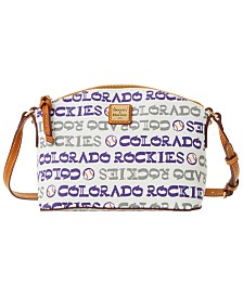 Dooney & Bourke Colorado Rockies Suki Crossbody Purse