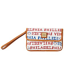 Dooney & Bourke Philadelphia Phillies Milly Wristlet