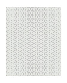 "20.5"" x 396"" Whiston Geometric Wallpaper"